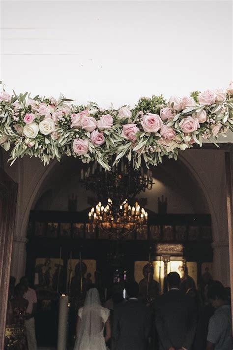 Pristine Santorini Destination Wedding   MODwedding