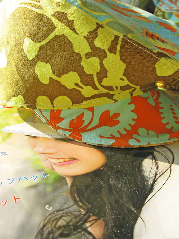 japanese pattern book...hats