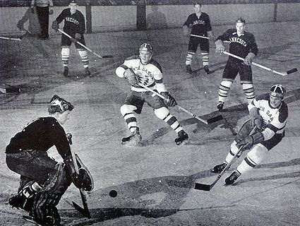 1952 Gophers vs Sioux, 1952 Gophers vs Sioux