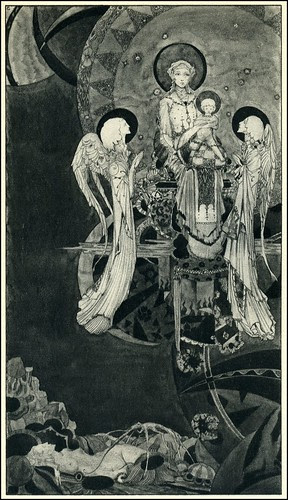 Harry Clarke, Swinburne, hymnprospertine