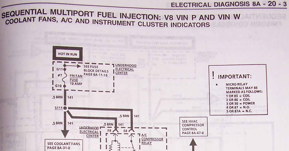55 Fresh 96 Impala Ss Cooling Fan Wiring Diagram