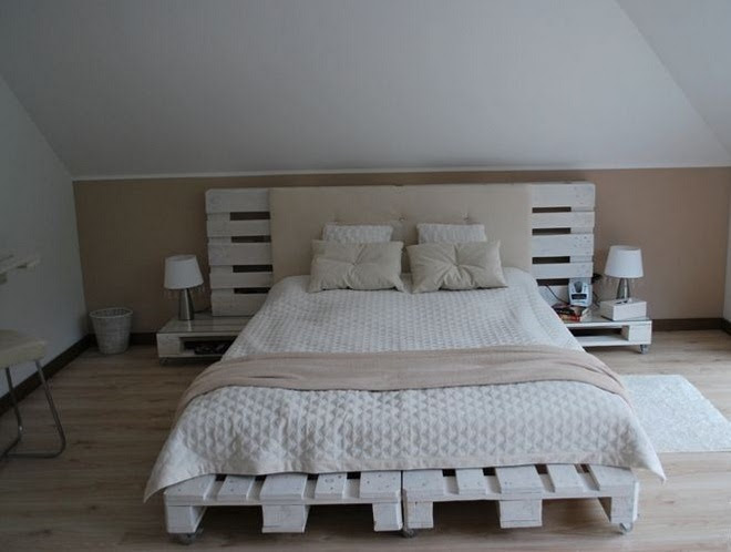 15 Wonderful Pallet Beds You Need To See