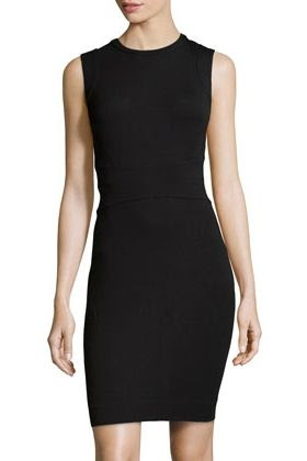 Diane von Furstenberg Gretchen Sleeveless Jersey Dress