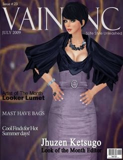 Vain Inc. Magazine - Issue 23 (July 2009)