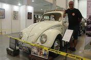 Kisah Kesatria Putih, Mobil VW Beetle yang Menginspirasi Pengunjung JVWF 2017