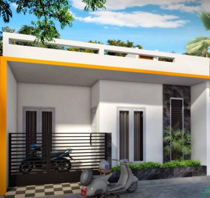 Model Rumah Minimalis Tanpa Atap   Ide Rumah Minimalis