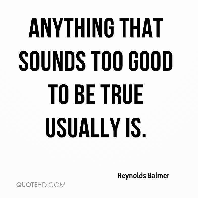 Reynolds Balmer Quotes Quotehd