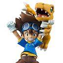 G.E.M. Series Digimon Adventure Taichi Yagami & Agumon /