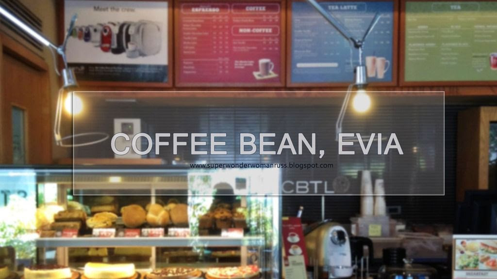 Coffee Bean & Tea Leaf, Evia Lifestyle Center
