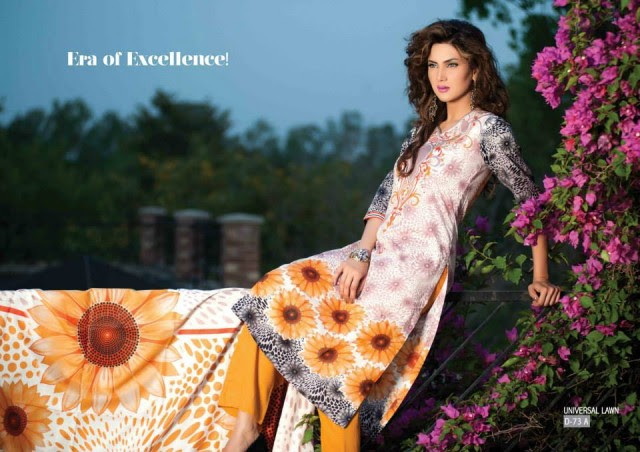 Sitara-Universal-Exclusive-Summer-Latha-Lawn-Collection-2013-Vol2-Famous-Actress-Model-Fiza-Ali-2