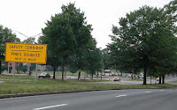 ATS redlight camera RLC-300 systems at Roosevelt Boulevard Safety Corridor, Philadelphia, PA.