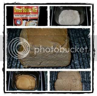Pão de mistura de trigo e centeio 2