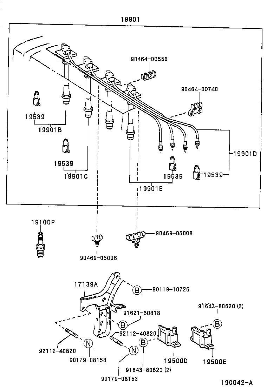 2000 Toyotum Rav 4 Engine Diagram - Cars Wiring Diagram Blog