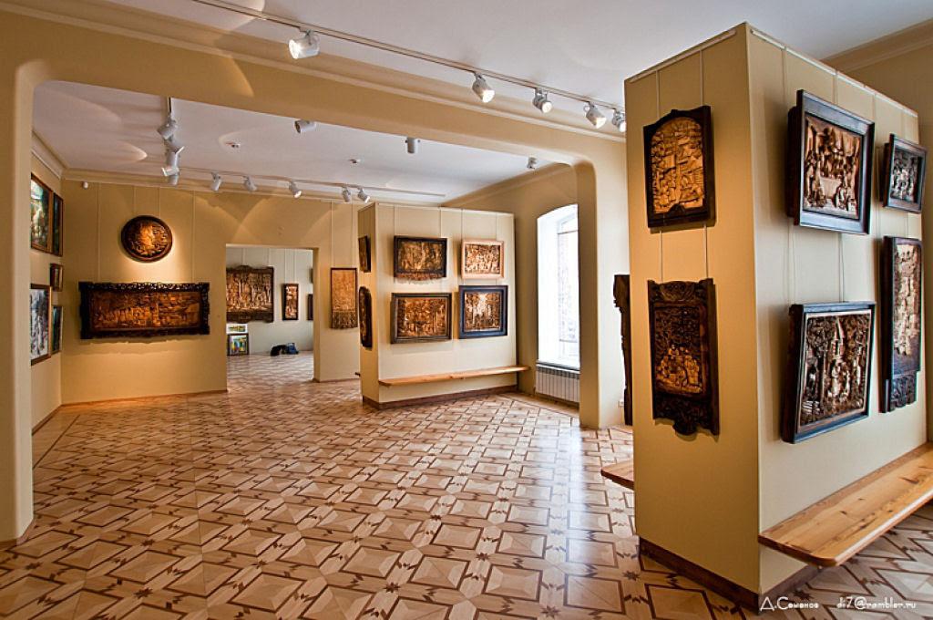 As incríveis pinturas esculpidas de Kronid Gogolev 32