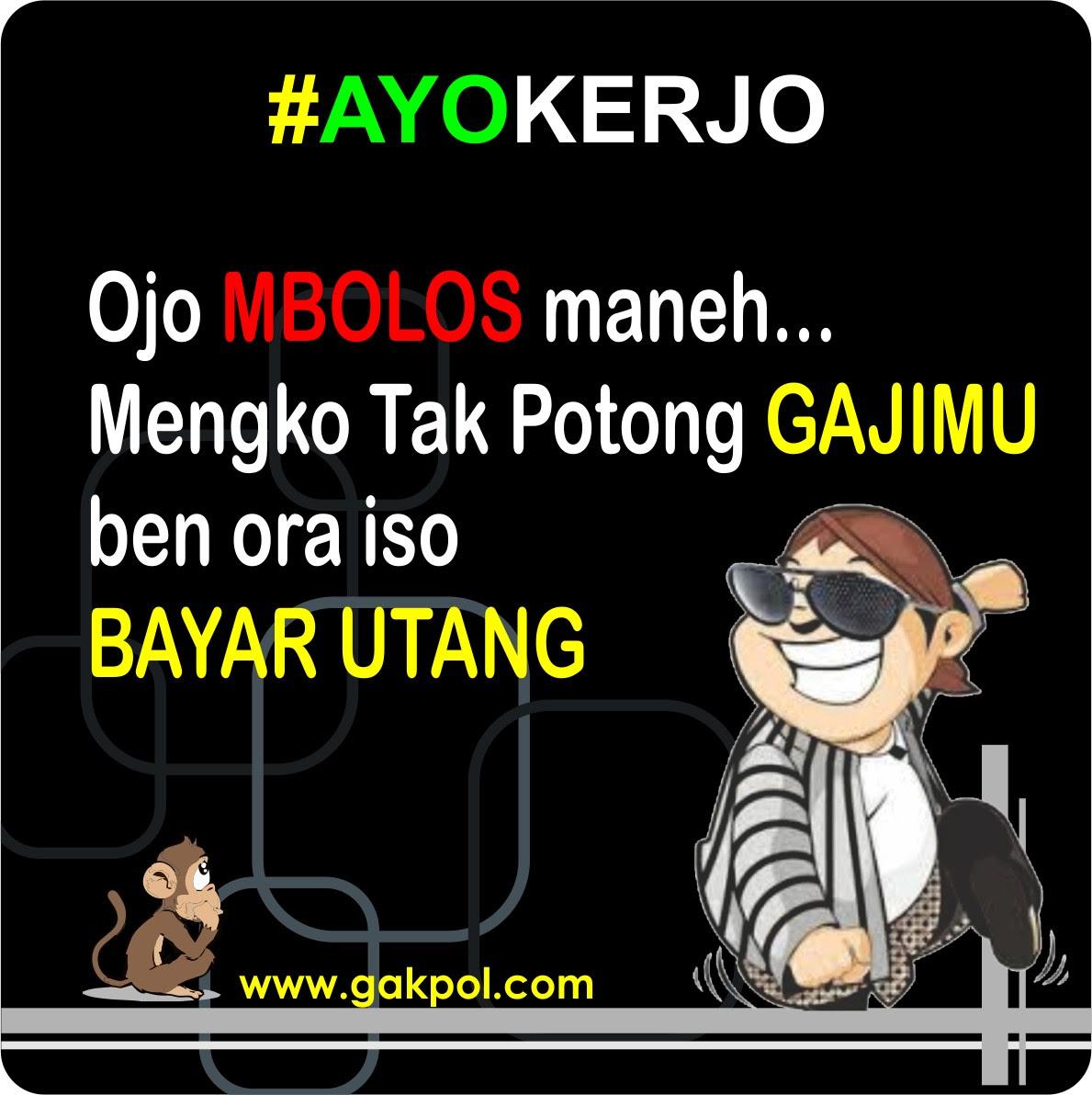 Download 82 Gambar Dp Bbm Bahasa Jawa Lucu Bikin Ngakak