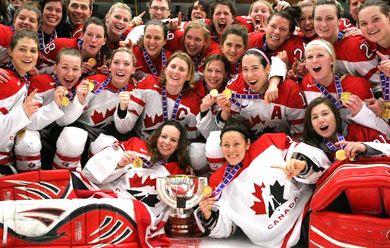 Canada Women 2012, Canada Women 2012