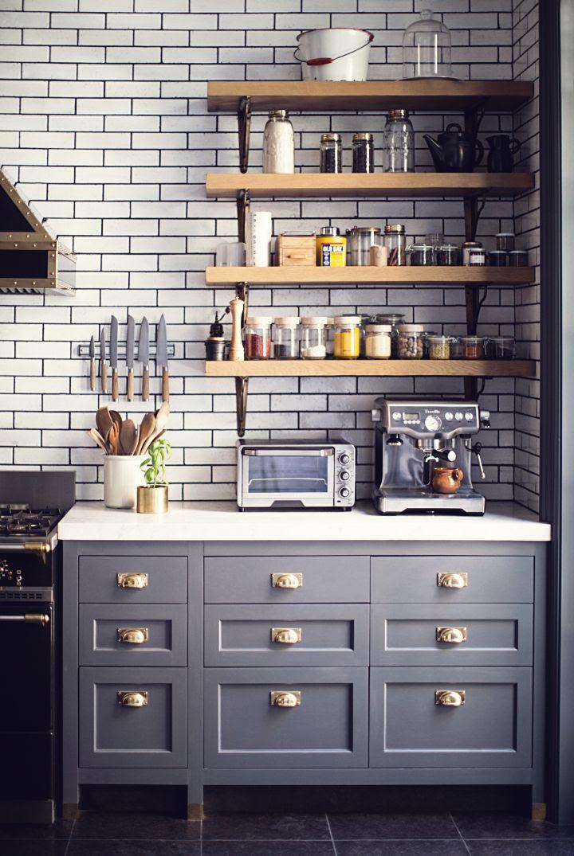 Gray Kitchen RoundUp