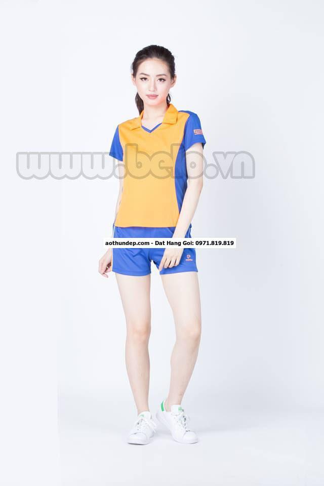 áo bóng chuyền nữ việt nam