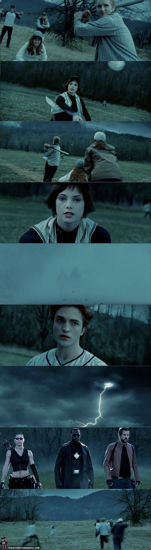 Adegan Twilight Ada yang Disensor