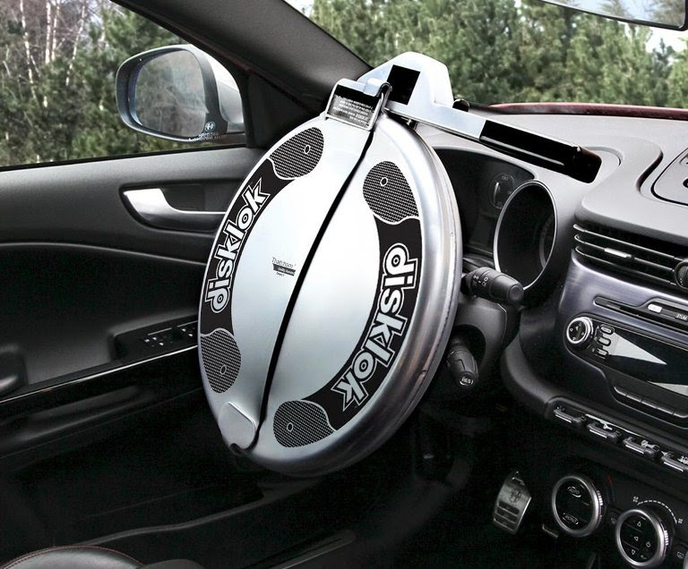 Top 10 Best Car Steering Wheel Locks In 2018 Reviews