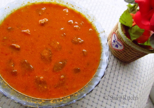 winter melon sambar