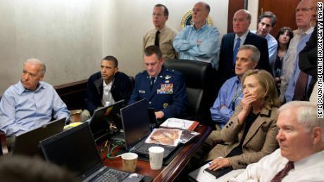 Image result for obama osama bin laden raid