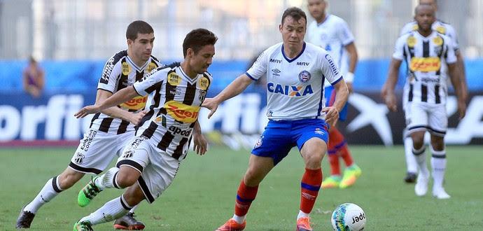 Bahia x Ceará; Arena Fonte Nova; Renato Cajá (Foto: Felipe Oliveira/Divulgação/EC Bahia)