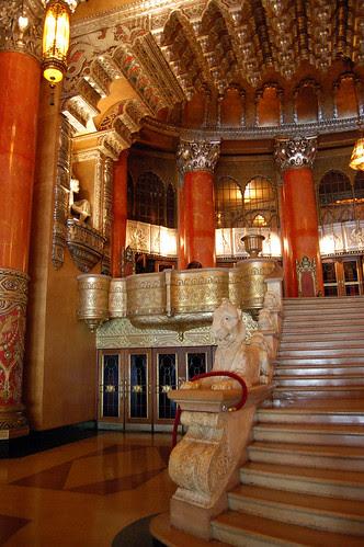 Fox Theatre Lobby