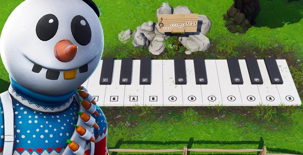 piano keys game unblocked