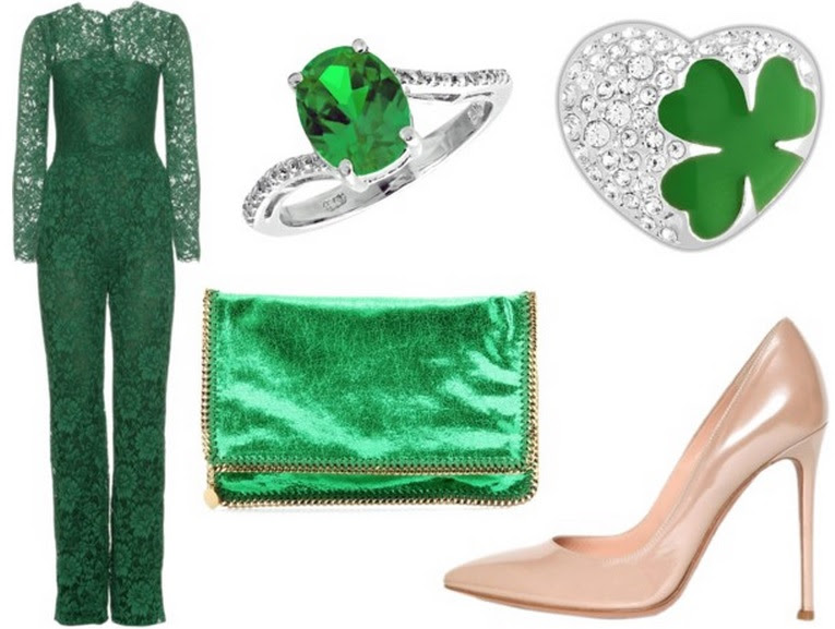 St Patricks Day Outfit Ideas Rich Club Girl