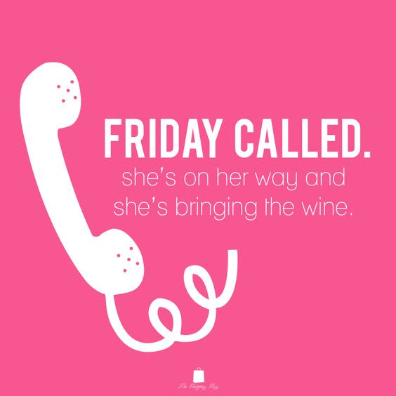 40 Mind Blowing Friday Quotes That Make Your Party Awesome ...
