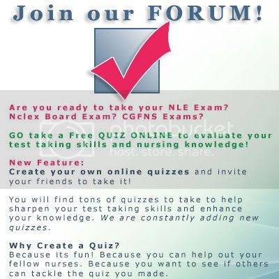 Forum.NurseReview.Org Forum for Nurses