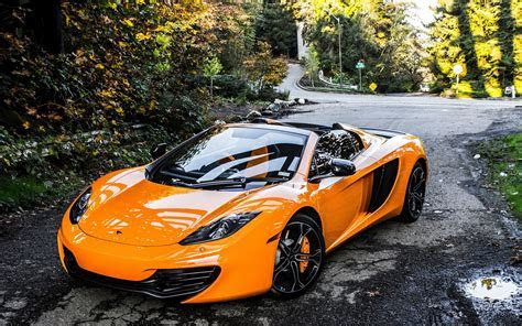 2016 McLaren mp4 12c wallpapers High Quality