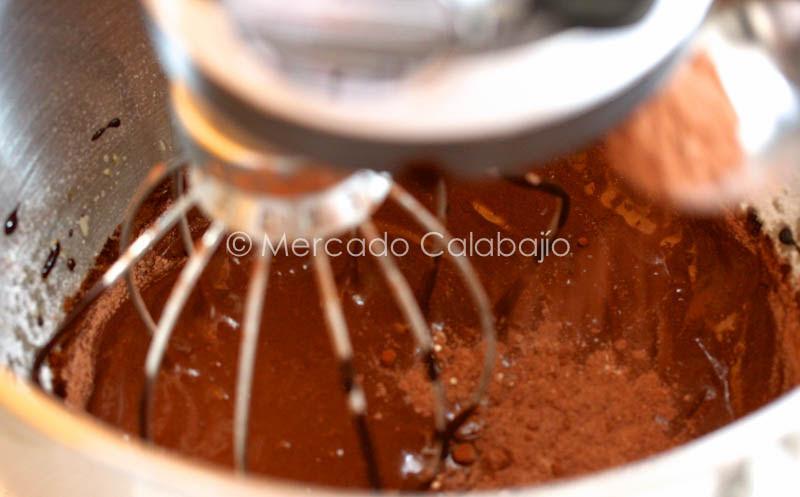 TARTA BROWNIE DE OREO CON MOUSSE DE CHOCOLATE-10