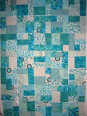 New quilt, first look