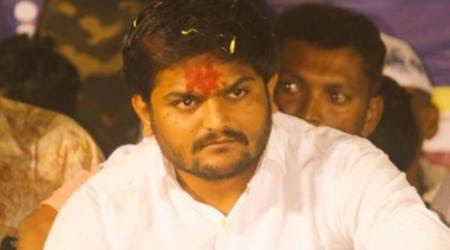 Another video of a man resembling Hardik Patel with woman surfaces