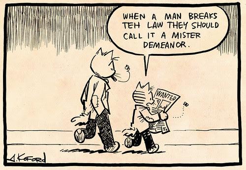 Laugh-Out-Loud Cats #2291 by Ape Lad
