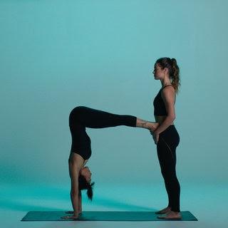 easy hard yoga poses for two people  images  amashusho