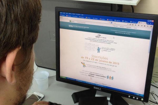 Lista de aprovados no Sisu está disponível no site do MEC