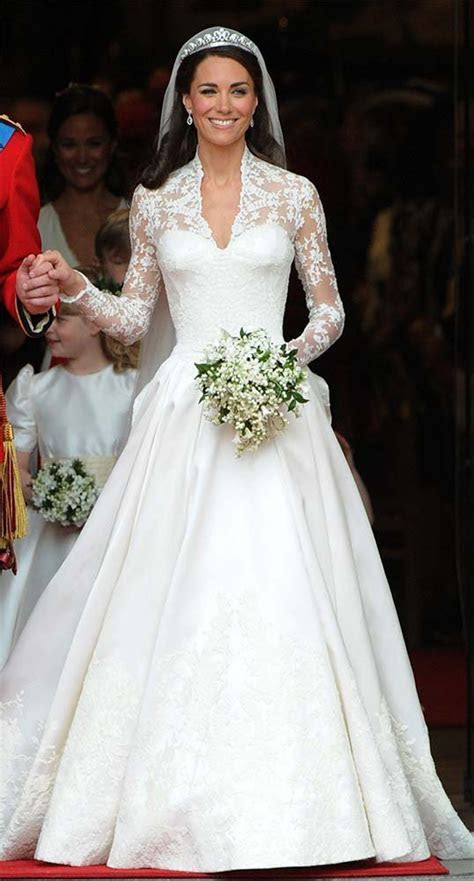 How Meghan Markle's wedding dress compares to Kate