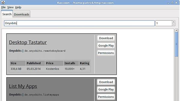 يسمح تصفح متجر جوجل بلاي وتنزيل أي تطبيق على الحاسب بكل سهولة.