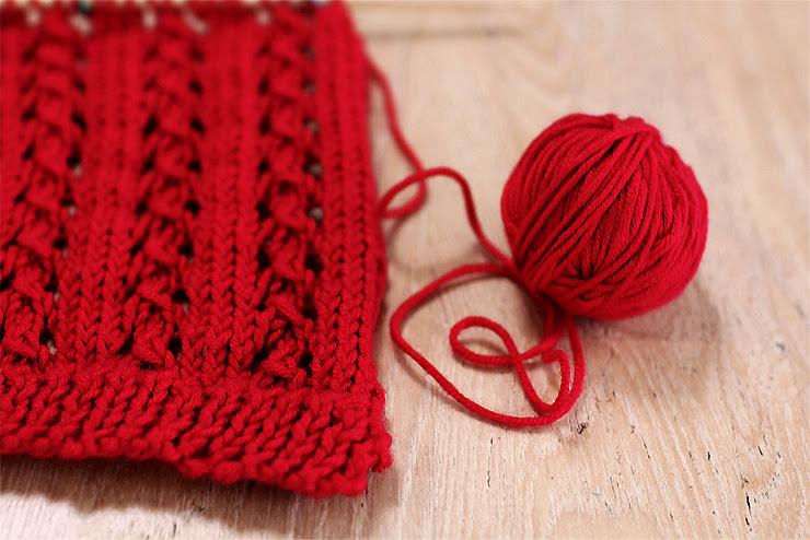 Red Yarn #2