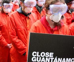 Cierren Guantánamo, un reclamo mundial