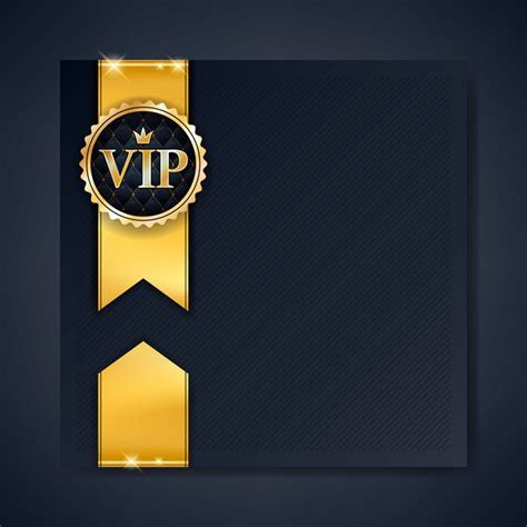 VIP luxury background template vectors 05 free download