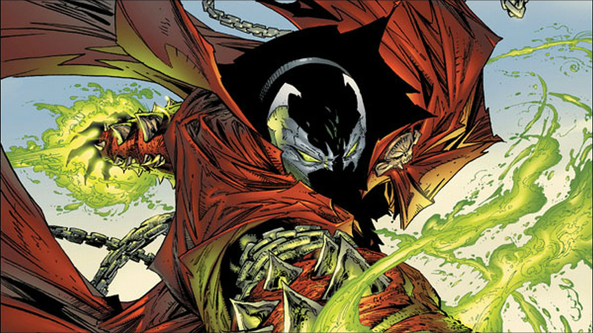 Todd McFarlane to direct new R-rated, lower budget Spawn movie screenshot