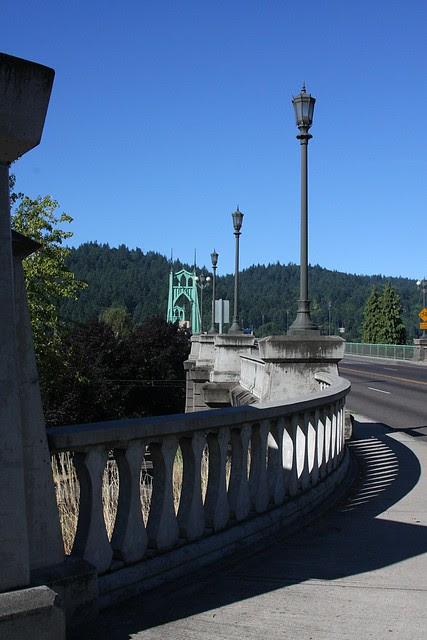 East End, St. Johns Bridge