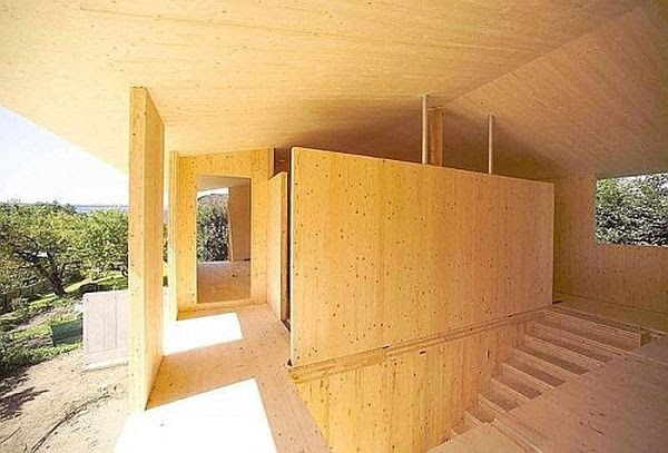 CrossLam Cross Laminated Timber