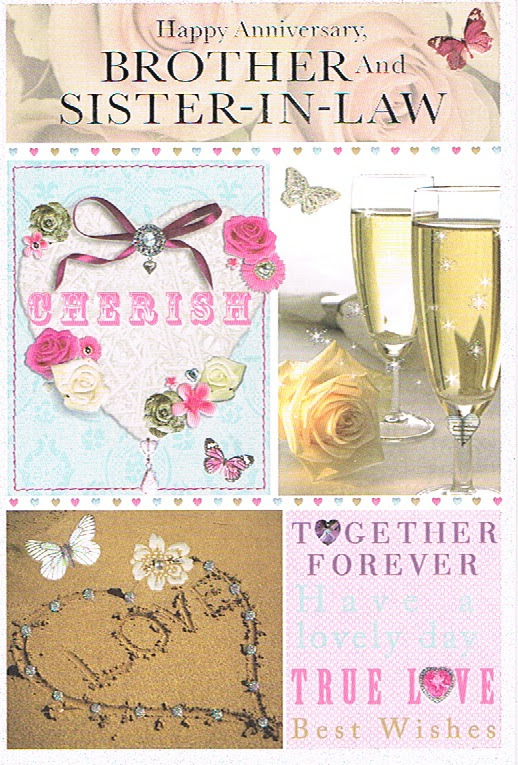 Cards Direct Uk Wedding Anniversary Cards Family Anniversary
