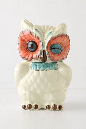 Anthropologie goodness. I saw this little guy today and he is ADORABLE!
