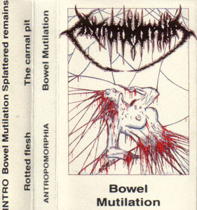 Antropomorphia - Bowel Mutilation